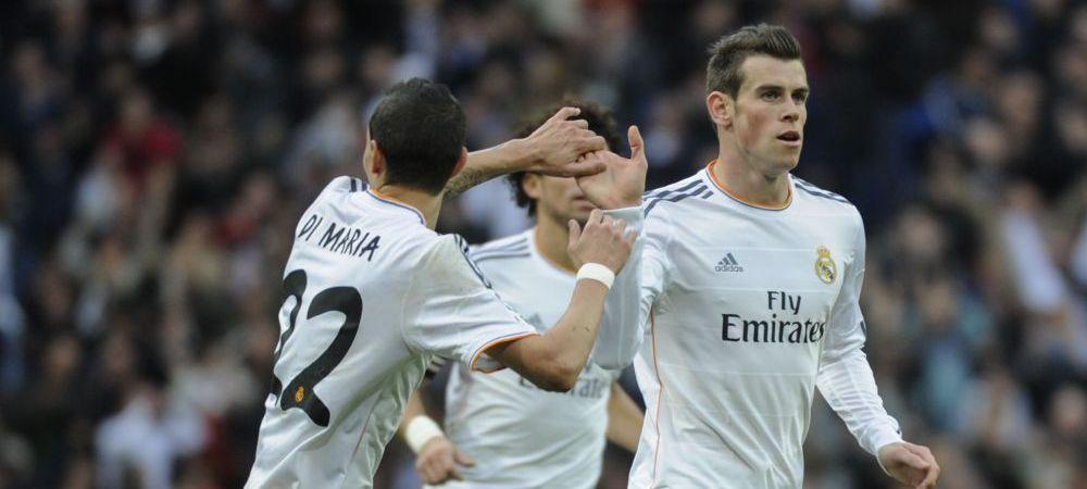 Reusita SUPERBA pentru Bale. Starul lui Real a marcat cu un sut de la 30 de metri. VIDEO