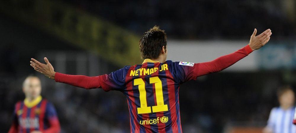 Decizie de ultima ora luata de Barcelona! Va PLATI DIN NOU pentru transferul lui Neymar! Ce suma da