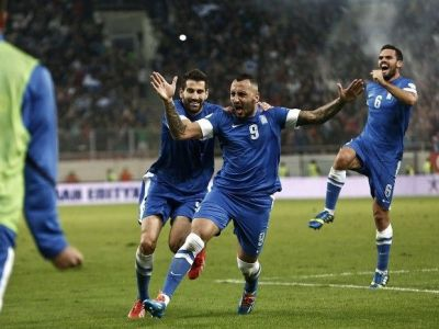 """""""Franta, VENIM!"""" Prima reactie a grecilor dupa tragerea la sorti pentru EURO 2016!"""