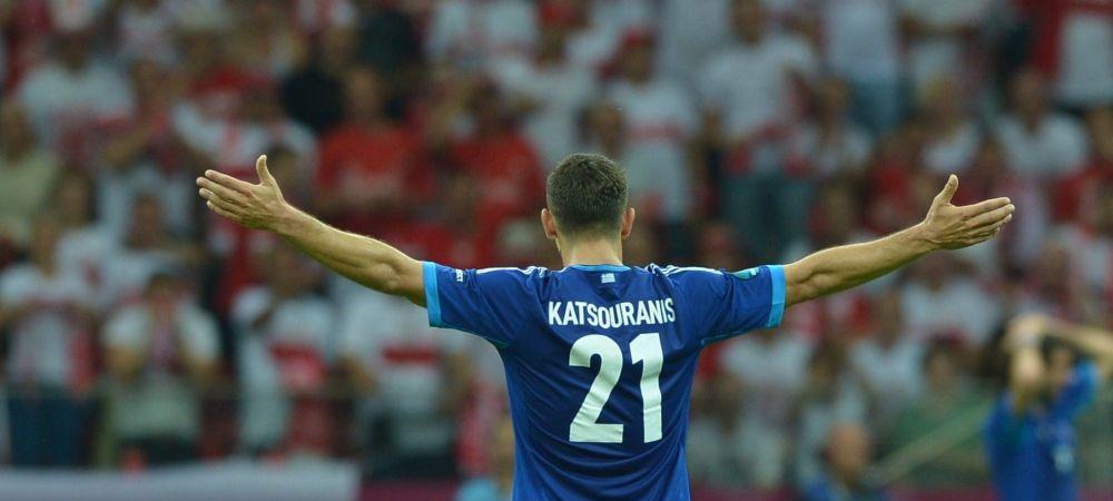 "Capitanul Greciei, dupa tragere: ""Ce tragere buna! Nu am picat cu echipe foarte puternice"""