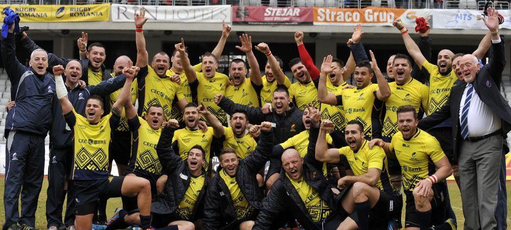 Romania e DEJA la mondial! Performanta UNICA pentru nationala de rugby! Toti le spun 'bazilienii' din sportul cu balonul oval: