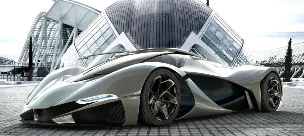 Ce se intampla cand combini Ferrari cu un Maserati? Iese cea mai FURIOASA masina din lume. Vezi galerie FOTO