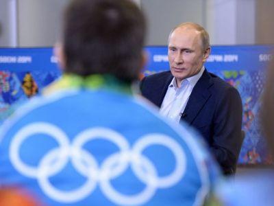 """Rusia a stabilit un record ALL TIME dupa JO de la Soci! Reactia lui Putin este bestiala: """"N-am investit 50 de miliarde degeaba"""""""