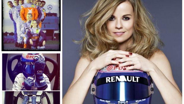 Moment ISTORIC in Formula 1: Prima femeie pilot dupa 20 de ani! Echipa care vrea revolutie in Marele Circ!