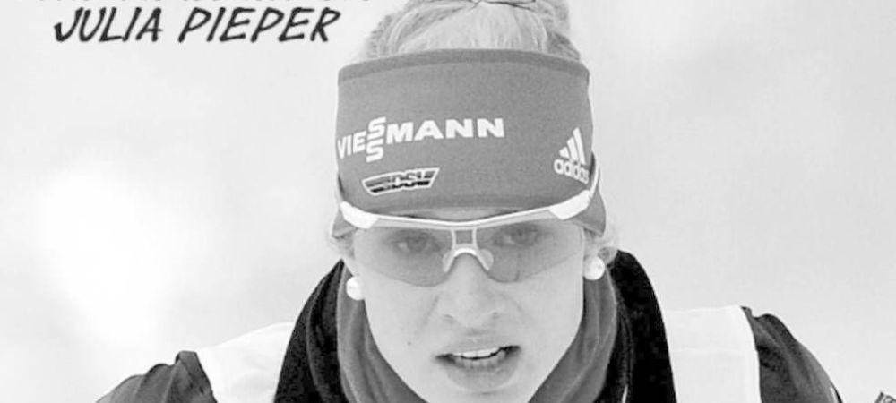 Tragedie in sportul din Germania! O biatlonista de 19 ani s-a SINUCIS la o zi dupa incheierea Jocurilor Olimpice