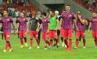 Chiajna 1-4 Steaua. Chipciu e jucatorul startului de an la Steaua, Sanmartean a marcat din nou!