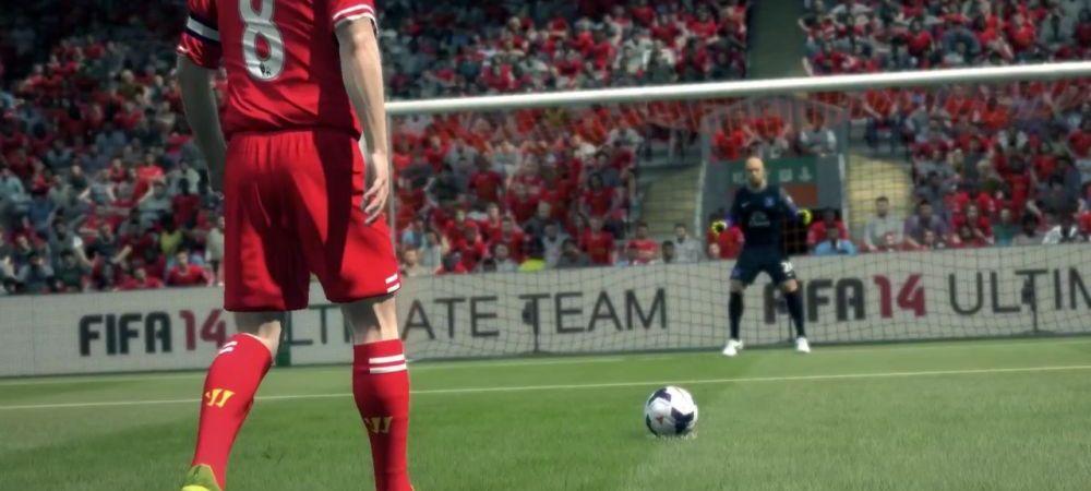 Cele mai tari erori din FIFA 14! Jocul de care te-ai indragostit poate fi uneori extrem de enervant :)) VIDEO