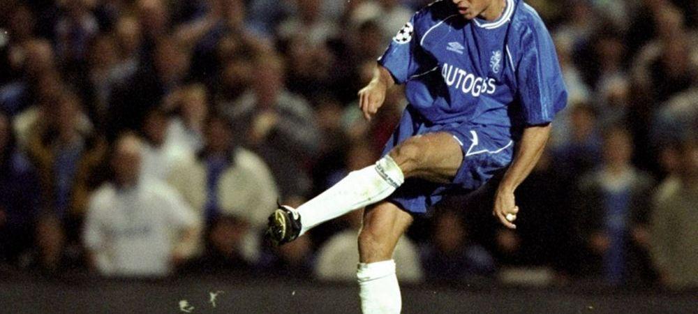 """Dan Petrescu a facut parte din prima echipa alcatuita EXCLUSIV din straini, din istoria Premier League! Vezi care a fost primul """"11"""""""
