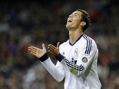 RECORDUL care il face zeu pe Ronaldo la Real! Barcelona NU mai are cum sa faca o asemenea performanta in acest sezon! Cifrele: