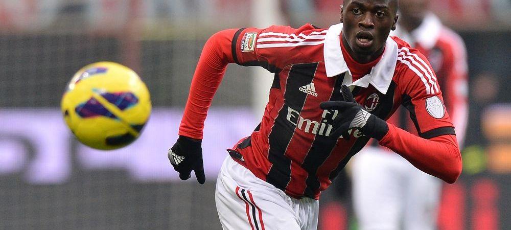 M'Baye Niang, condamnat la 18 luni de inchisoare cu suspendare! Atacantul imprumutat de AC Milan in Ligue 1 a raspuns in fata judecatorilor dupa un accident grav