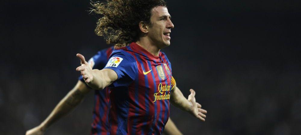 Cutremur la Barcelona? Capitanul Puyol NU va mai continua pe Camp Nou, spaniolii anunta deja lista cu inlocuitori: