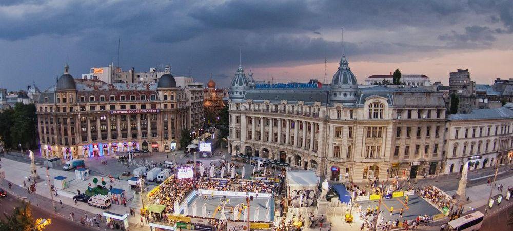 Bucuresti este noua capitala a baschetului! Romania va gazdui primul European de baschet 3x3 din istorie