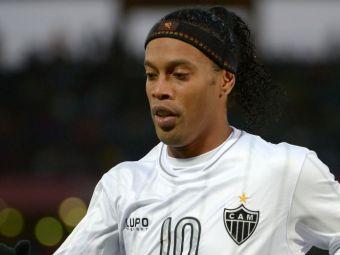 """Anunt surprinzator al lui Ronaldinho: """"Asta voi face dupa ce ma las de fotbal!"""" Ar fi pariat cineva?!"""