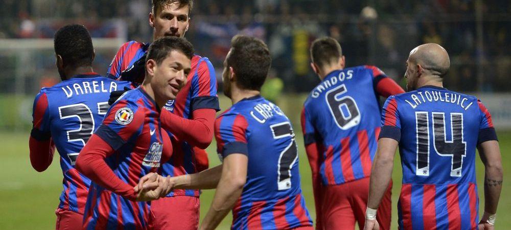 Veste excelenta pentru Reghe inainte de derby! Latovlevici si Szukala sunt apti si pot intra titulari cu Dinamo!