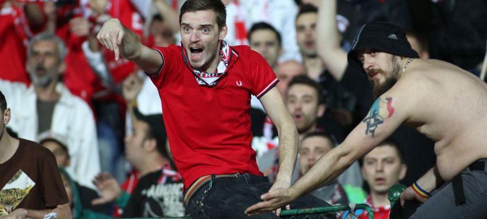 Dinamo a primit 1570 de bilete, ultrasii au mai 'arestat' un sector! Ce zona a stadionului va fi impanzita de 'caini':