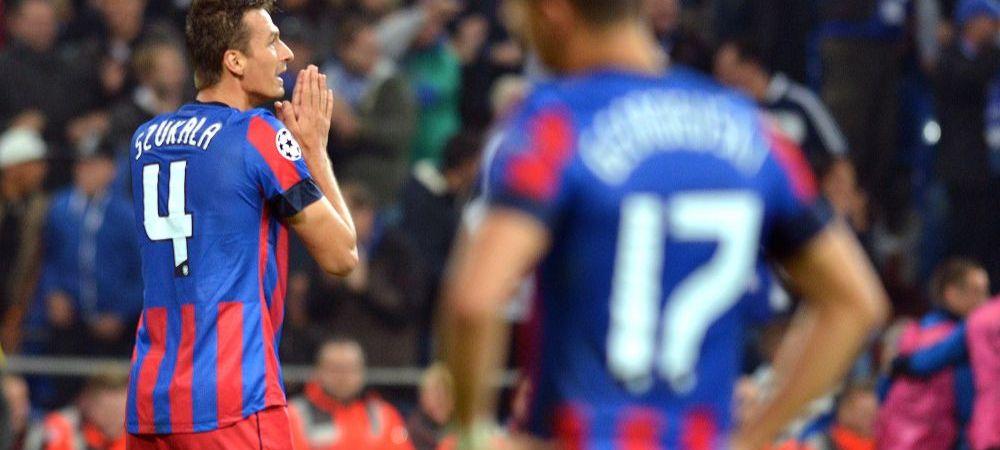 """Nu toata lumea este de acord cu plecarea lui Szukala la Anzhi: """"Campionatul si Cupa valoreaza mai mult de 2.000.000 de euro"""""""