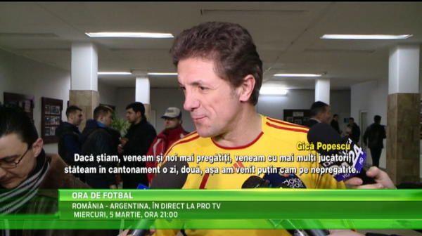 Gica Popescu si Stelea au facut senzatie pe teren! Cum inca mai joaca fotbal cea mai tare generatie a nationalei Romaniei