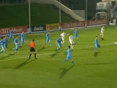 Napoli, in genunchi, jucatorii au inceput sa planga. Golul fantastic al unui pusti de la Real Madrid reusit in minutul 94! VIDEO