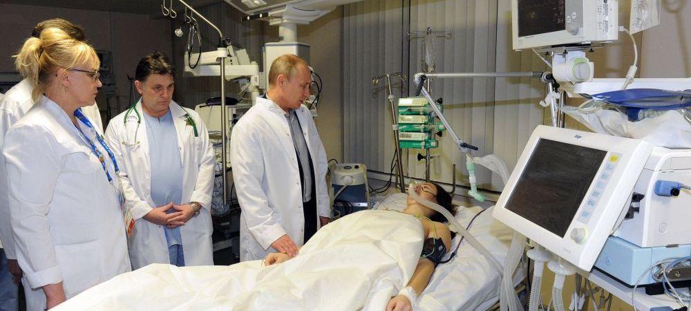 """Drama sportivei care si-a fracturat coloana la Jocurile Olimpice: """"Nu-mi mai simt corpul!"""" Primele cuvinte ale Mariei Komissarova"""