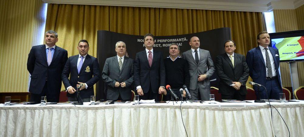 "LIVE BLOG ""Alege, Romania!""   Popescu, Chivorchian, Avram sau Burleanu? Cine vine in locul Nasului la FRF?"
