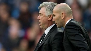 """""""Asa arata fotbalul perfect!"""" Ce a declarat Ancelotti dupa macelul din Germania: Schalke 1-6 Real Madrid."""