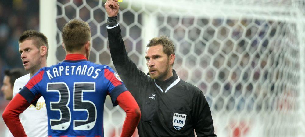 Tudor arbitreaza sambata Steaua - Dinamo! Cum comenteaza Negoita delegarea: