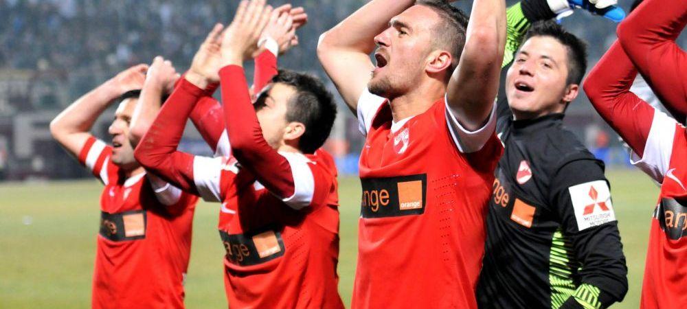 Dinamo poate da lovitura inainte de derby-ul cu Steaua. Oferta de 1 milion de euro pentru un jucator, poate fi coleg cu un fost golgheter stelist