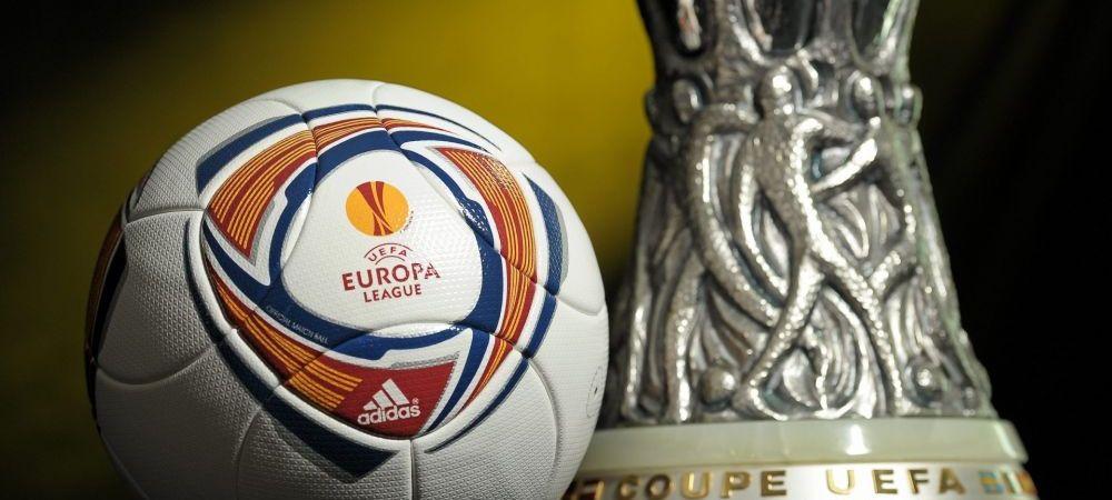 EUROPA LEAGUE | Meciuri nebune in optimi: Sevilla - Betis, Juventus - Fiorentina, Napoli - Porto, Tottenham - Benfica! Vezi rezultatele din 16-imi