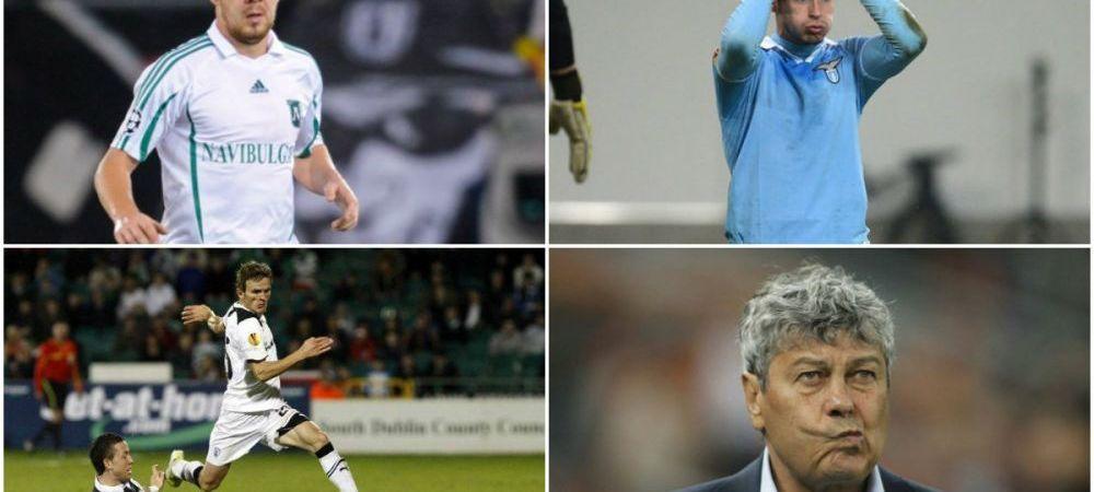 Meci nebun in Bulgaria! Ludogorets 3-3 Lazio, Sahtior 1-2 Plzen! Lucescu, Radu Stefan si Lazar, sunt OUT din Europa! Fara Chiriches, Spurs merge in optimi