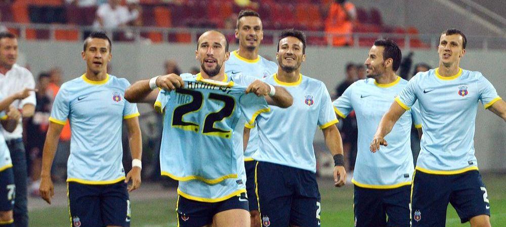 Stelistii asteapta acest moment de 40 de ani! Meciul care poate rescrie istoria derbyului Steaua - Dinamo! Ce record poate fi atins