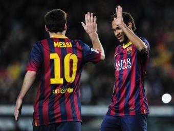"""""""E timpul sa merg la Barcelona!"""" Messi si Neymar s-au ales cu un coleg de milioane. Primul transfer al Barcei in 2014"""