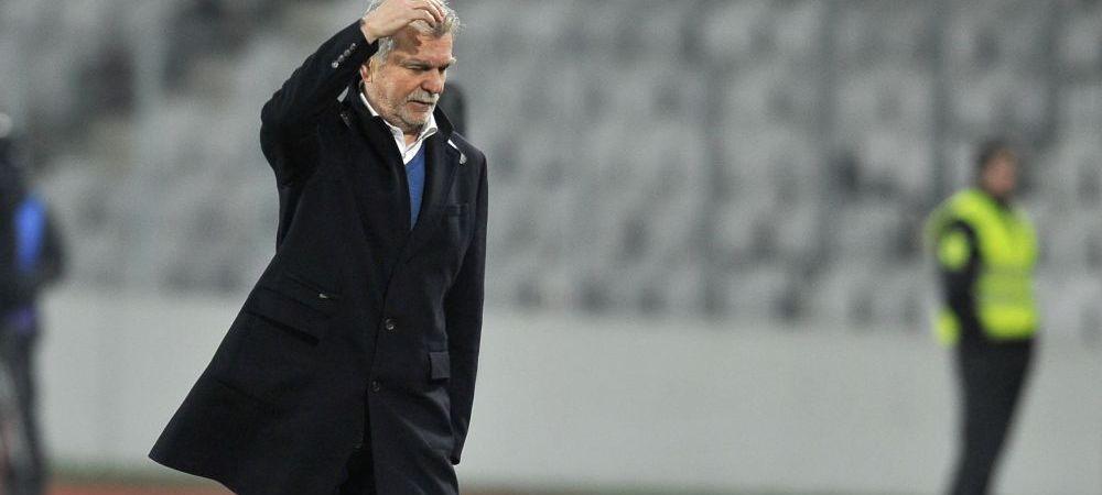 """Astra, adio titlu? Dinu Gheorghe, dupa infrangerea cu U Cluj: """"Weekendul asta tin cu Otelul, nu cu Dinamo!"""""""
