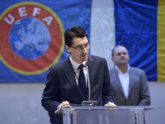 """""""Vreau o Romanie fara Kassai!"""" Razvan Burleanu a anuntat de acum o luna debarcarea Secretarului General! Atac virulent pe blogul personal"""