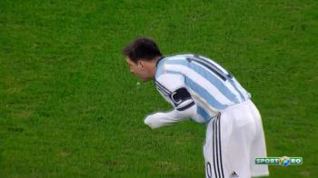 A venit Messi, a plecat Messi; acum sa radem putin :)) Toti vor sa afle: de ce i-a fost rau lui Leo? Cele mai tari raspunsuri: