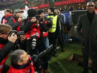 Gafa uriasa! Cum si-a schimbat AC Milan antrenorul in timpul meciului cu Udinese fara ca jucatorii sa aiba habar :)