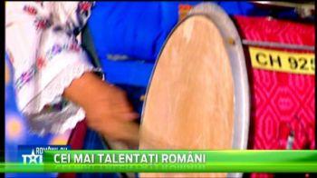 Fazele de la Romanii au Talent care au ridicat sala in picioare! Ce a facut in fata tuturor BUNICA ULTRAS