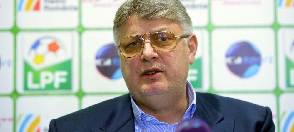 """Dezvaluirea lui Iorgulescu: """"Liga I va avea acoperire nationala dupa noua licitatie a drepturilor TV!"""" Seful Ligii vrea sistem playoff!"""