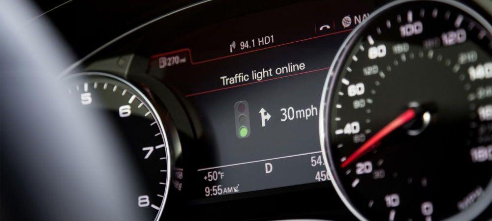 Sistemul care te ajuta sa prinzi doar VERDE la semafor! Primul producator care il instaleaza pe masini!