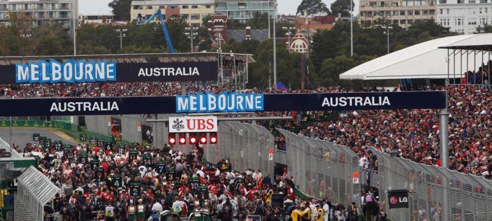 "Circ in Marele Circ! Formula 1 se pregateste de o premiera SOCANTA: ""Toate masinile pot abandona in prima etapa!"""