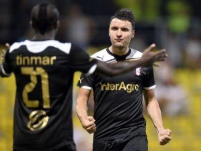 """Scandal la Astra! Budescu si-a injurat fanii de pe teren! A FOST EXCLUS DIN LOT: """"Asa se intampla cand mananci prea mult, nu mai gandesti!"""""""
