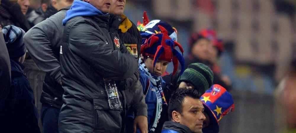 Steaua si-a luat om de Champions League! A lucrat la Urziceni cand echipa a luat titlu. Cine este noul membru din staff-ul echipei