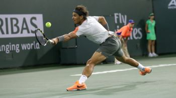 Ziua surprizelor uriase la Indian Wells: Sarapova, eliminata de o jucatoare venita din calificari! Nadal, invins de locul 28 ATP!