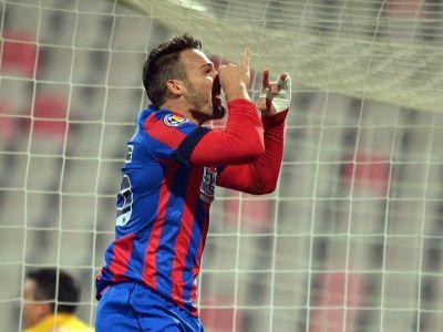 """Reactia lui Piovaccari dupa ce s-a anuntat ca vrea sa plece de la Steaua: """"Va rog, nu mai spuneti asta!"""""""