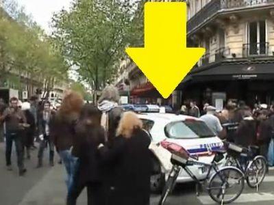 N-ai mai vazut asa ceva! :)) Scene nebune cu un Duster pe strada! Soferul a parcat AICI, explicatia e istorica! FOTO