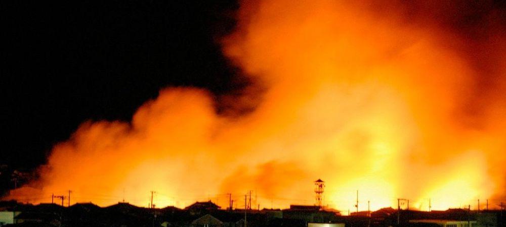 Trei ani de la tsunami-ul care a speriat Japonia! Moment impresionant pe terenul de fotbal! Ce au facut jucatorii! FOTO