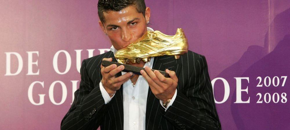 """Messi, nici macar in primii 10, Ronaldo a dat drumul la """"gaz""""! Cristiano l-a egalat pe Suarez in clasamentul Ghetei de Aur! Cum arata topul:"""