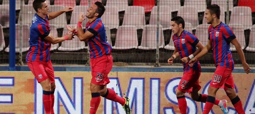 """REVENIRE surpriza la Steaua! """"Mi-a placut mult atitudinea lui!"""" Reghe i-a gasit inlocuitor lui Tanase pentru meciul cu Medias!"""