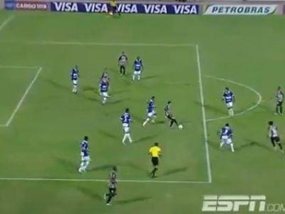 Comentatorul a ramas FARA aer la faza asta! Gol nebun marcat in Brazilia! VIDEO