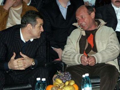 Veste uriasa pentru Gigi Becali! Anuntul facut de Traian Basescu: