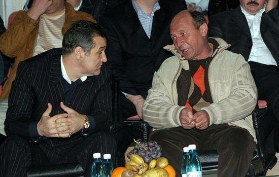 ULTIMA ORA! Veste uriasa pentru Gigi Becali! Anuntul facut de Traian Basescu: